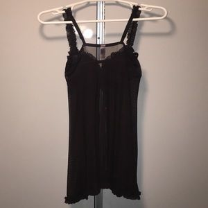 Victoria's Secret Intimates & Sleepwear - VS sexy Little Things lace & tulle babydoll 34B